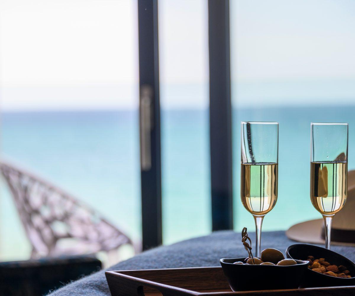 Carbis Bay Beach Suite View