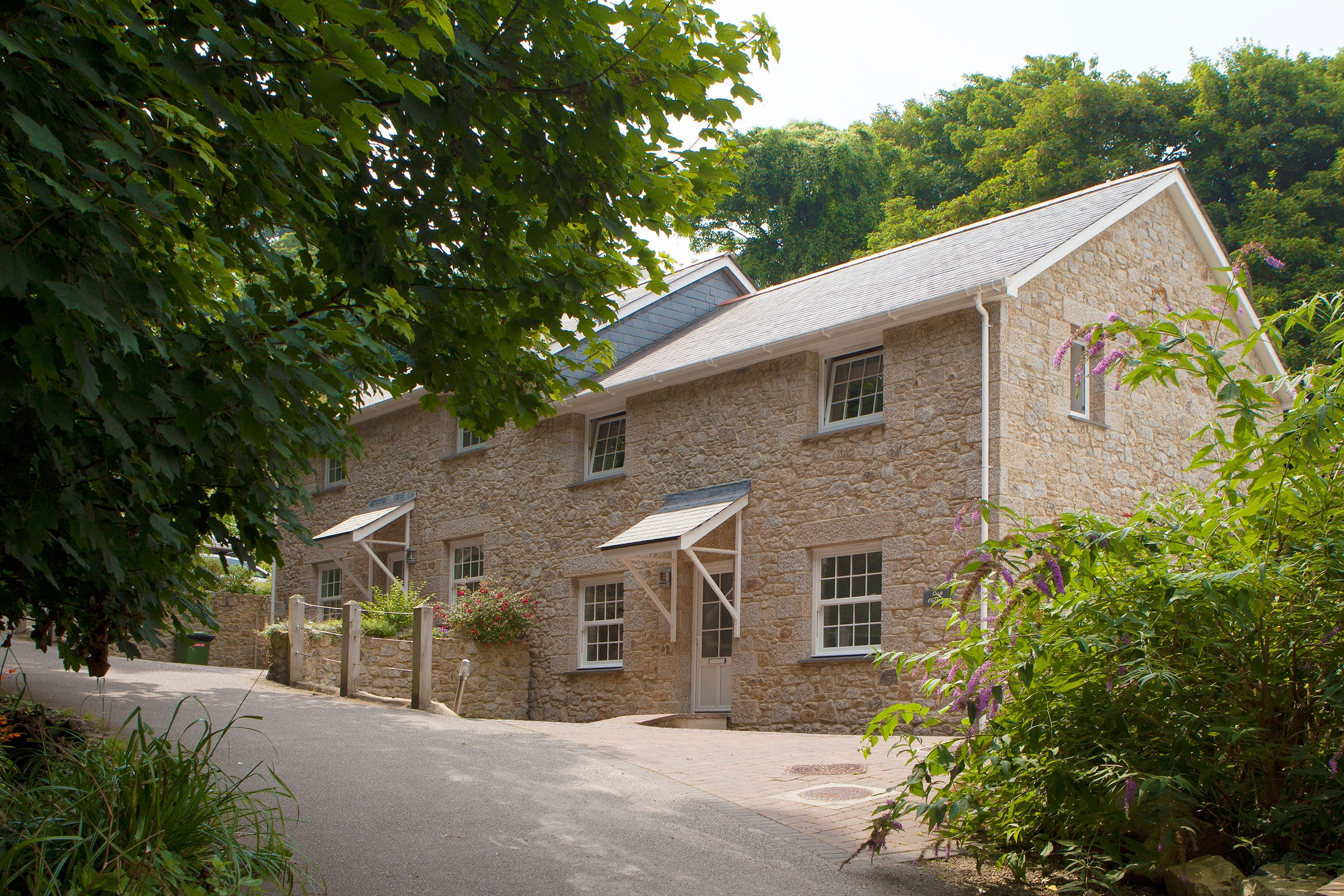 Valley Cottages at Carbis Bay estate