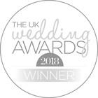 Wedding awards badge logo.